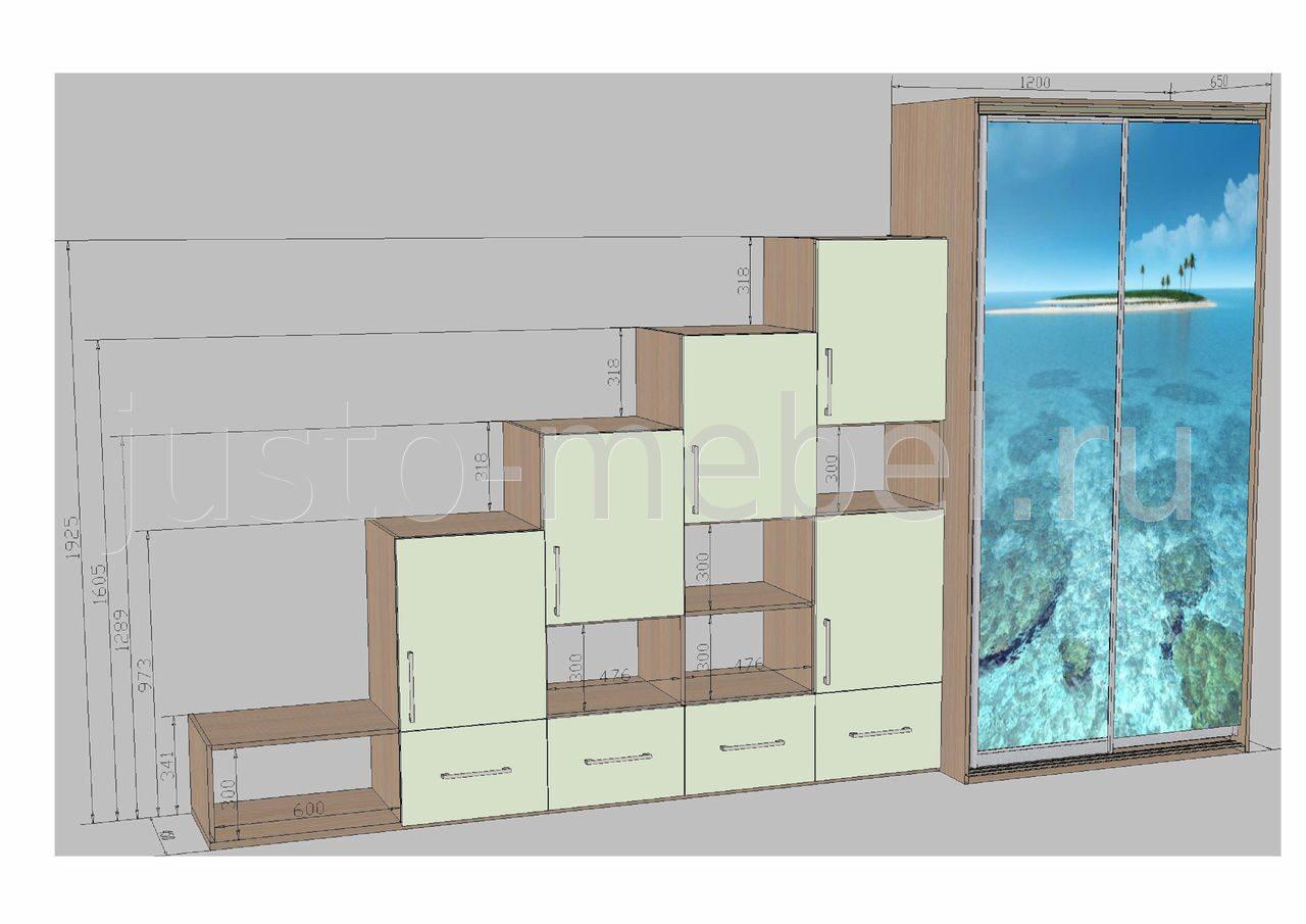 Проекты индивидуальных шкафов-купе. мебель по индивидуальным.