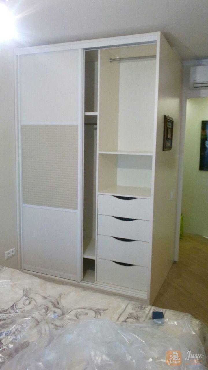 Шкафы-купе, гардеробные и любая другая мебель по индивидуаль.
