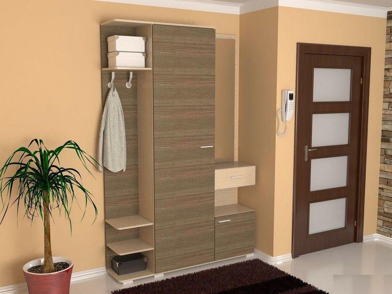 Шкафы-купе в прихожую на заказ в москве и московской области.