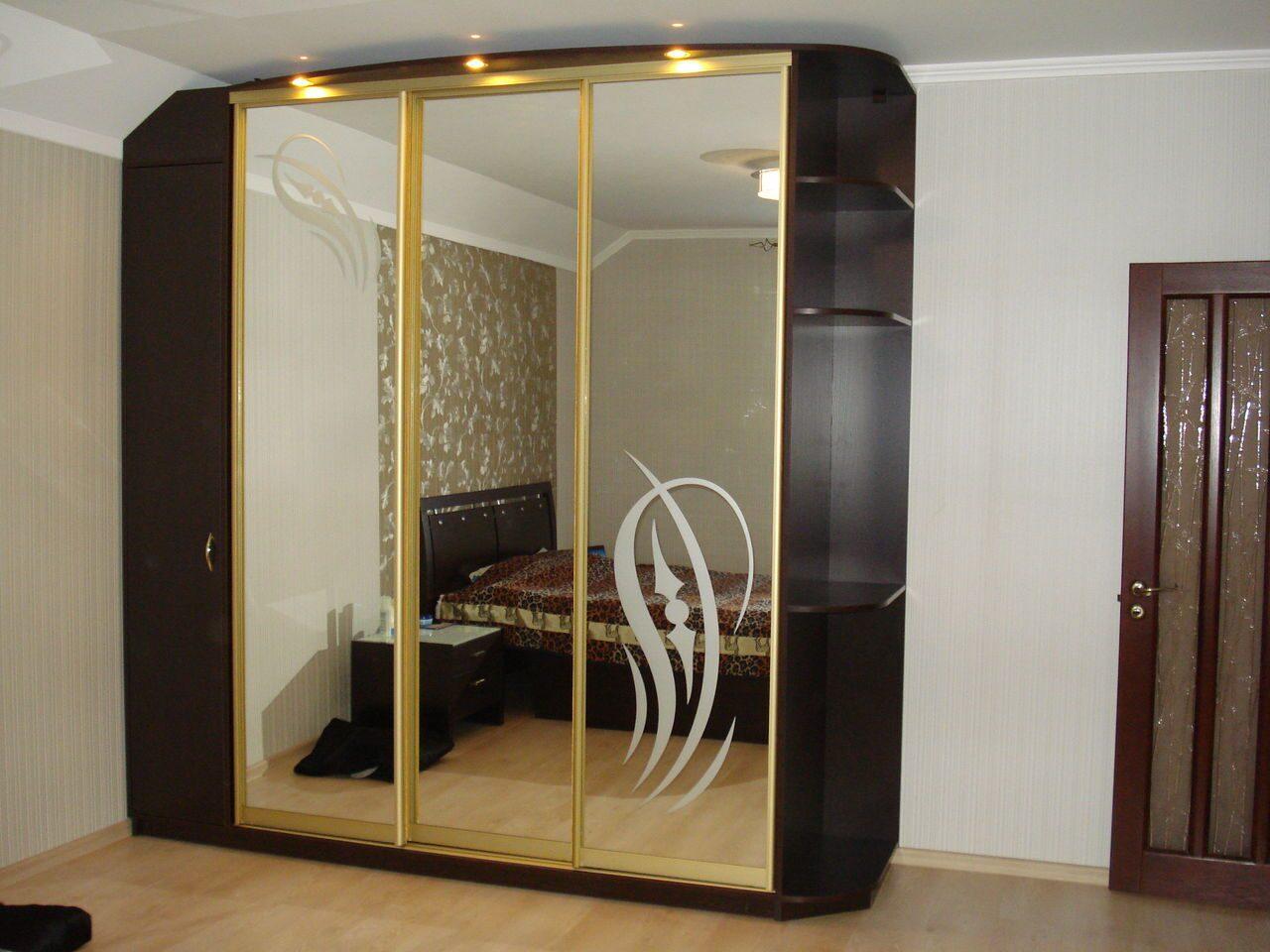 Шкафы для спален фото