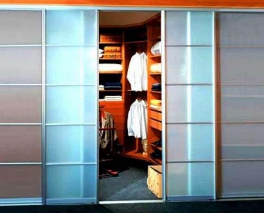 Мебель для гардеробной комнаты (арт. 2895).