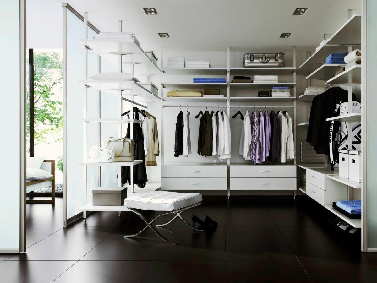 Begehbarer Kleiderschrank Modular System