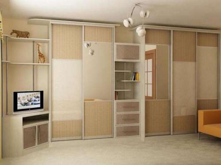 Мебель В Гостиную Шкафы Купе В Москве