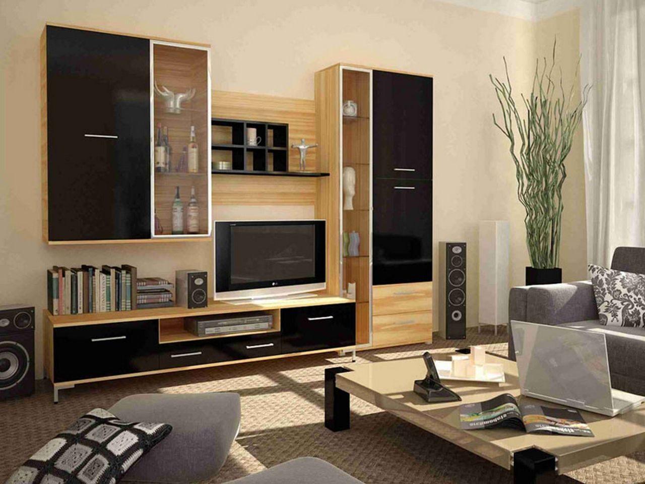 Стенка мебель для гостиной венеция-1-русская мебельная ком.