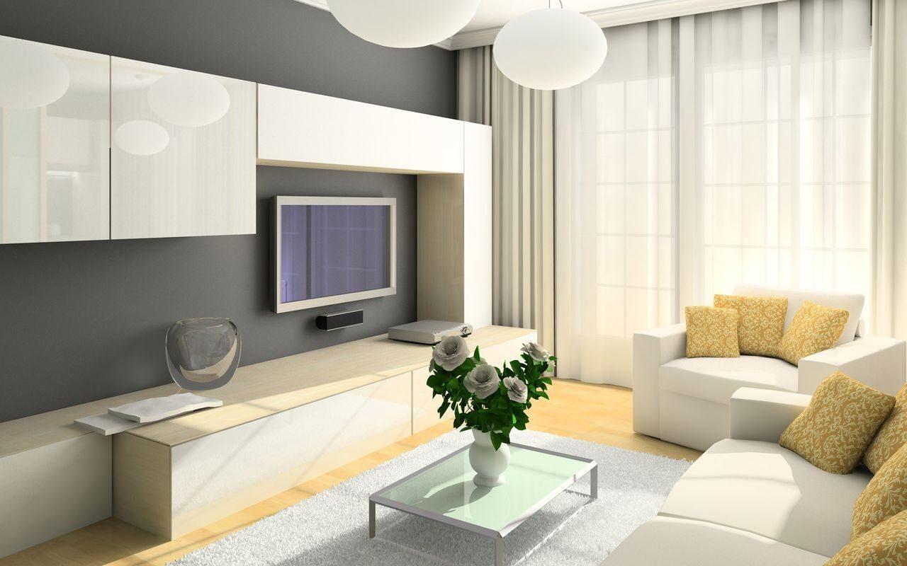 Интерьеры квартир со светлой мебелью