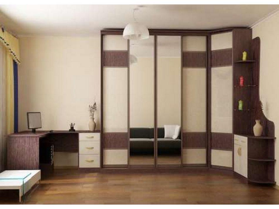 Встроенные Шкафы Купе В Гостиную Москва