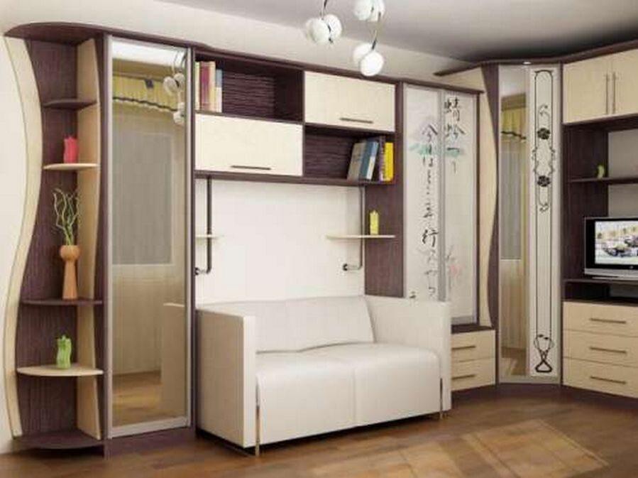 Мебель Шкаф Купе Для Гостиной В Москве
