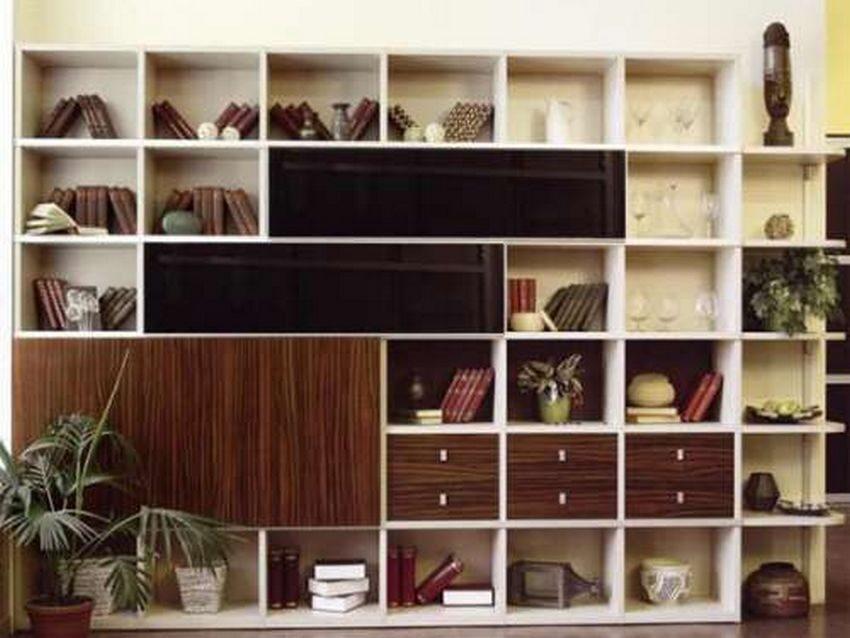 Стеллаж на заказ, стеллаж для комнаты - мастерскаЯ мебели.
