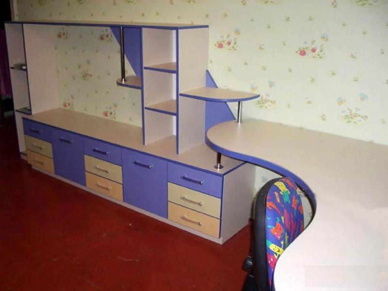 Мебель в детскую. изготовление. в москве, м. текстильщики - .