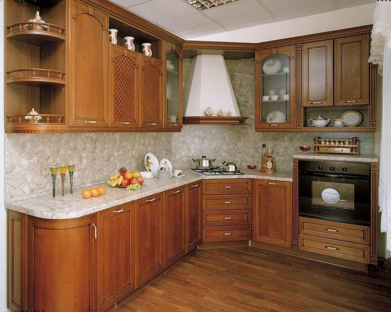 Кухни своими руками украина